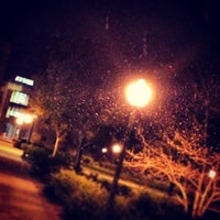 Photo taken at New Residence Hall East by John I. on 11/13/2013