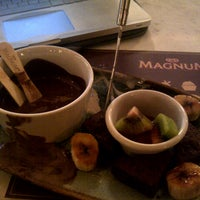 Photo taken at The New Magnum Café by Ilham R. on 4/8/2013