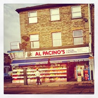 Photo taken at Al Pacino's Supermarket by Chaffro on 1/26/2013