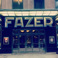 Photo taken at Karl Fazer Café by Aleksandra B. on 7/5/2013
