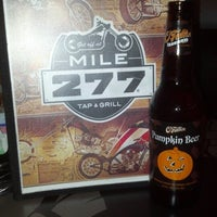 Photo taken at Mile 277 Tap & Grill by Laura P. on 10/6/2012