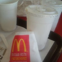 Photo taken at McDonald's by David G. on 7/22/2013