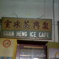 Photo taken at Suan Heng Ice Cafe by Mohd A. on 12/13/2012
