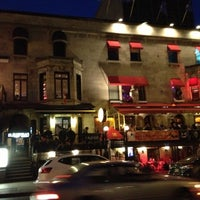 Photo taken at Sir Winston Churchill Pub by Rod O. on 10/18/2012