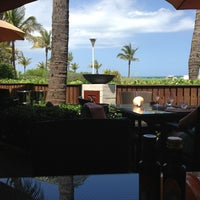 Photo taken at The Setai Grill by Lili C. on 7/23/2013