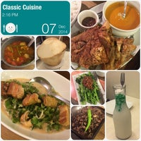 Photo taken at C2 Classic Cuisine by Regine R. on 12/7/2014