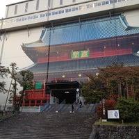 Photo taken at 日光山 輪王寺 by 丸くない は. on 10/27/2012
