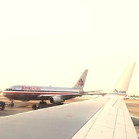 Photo taken at Gate 47A by dana r. on 7/19/2013