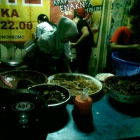 Photo taken at Sego Sambel Mak Yeye by uda r. on 9/14/2012