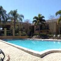 Photo taken at Melrose Court II ~Pool~ by Katrina Eireen M. on 3/30/2013