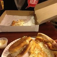 Photo taken at Broadway Pizzeria Italian Restaurant by Lewiz W. on 11/3/2012