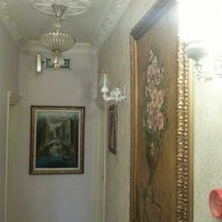 Photo taken at Romantic Hotel Istanbul by Vredila on 4/25/2014