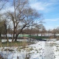 """Photo taken at Parcul """"La Izvor"""" by Dmitri G. on 2/5/2013"""