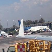 Photo taken at Sala/Gate 71 by Luis S. on 6/14/2014