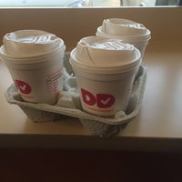 Photo taken at Dunkin Donuts by Marissa M. on 1/26/2016