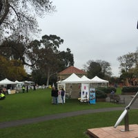 Photo taken at Unley Soldier's Memorial Gardens by Paul A. on 8/16/2015