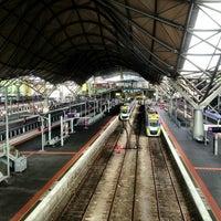 Photo taken at Southern Cross Station by Jenson L. on 1/26/2013