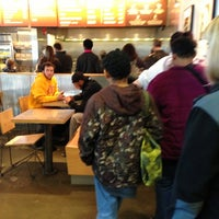 Photo taken at Chipotle Mexican Grill by Andrew L. on 12/1/2012