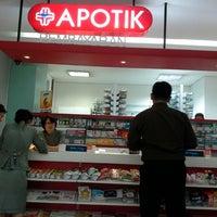 Photo taken at Apotik Melawai by Dunki S. on 10/10/2013
