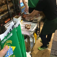 Photo taken at Osso Brasil by まるちゃん 。. on 10/8/2016