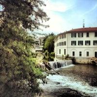 Photo taken at Enoteca il Mulino a Vino by Enrico B. on 5/4/2013