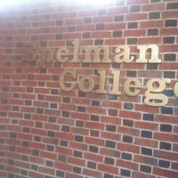 Photo taken at Spelman College by Laura G. on 7/2/2013
