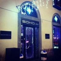 Photo taken at Soho 23 by Walter B. on 12/21/2012