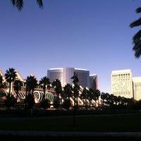 Photo taken at Hilton San Diego Gaslamp Quarter by Douglas S. on 10/27/2012