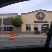 Photo taken at Ele Bakery & Cafe by Da'Quan B. on 9/15/2012