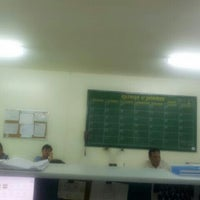 Photo taken at Angeles City Hall by Jops B. on 7/2/2013