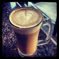 Photo taken at Green Bean Coffee Co. by Caroline T. on 12/22/2012