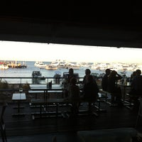 Photo taken at Aristos Waterfront Rottnest Fish Cafe by Mark P. on 12/27/2014