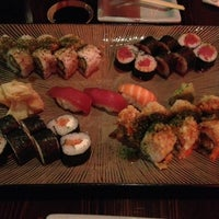 Photo taken at Heart Rock Sushi by Adam on 9/30/2012