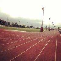 Photo taken at Laguna Beach High School by Nate C. on 7/4/2013