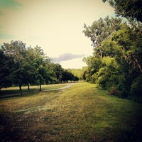 Photo taken at Columbia Dog Park by Aaron N. on 7/30/2013