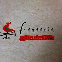 Photo taken at Frangaria by Eduardo P. on 11/24/2012