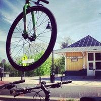Photo taken at Trail's End Cycling Company by Jodi J. on 4/21/2013