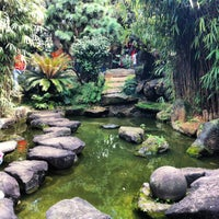 Photo taken at Jardim Oriental by Suélen M. on 4/21/2013