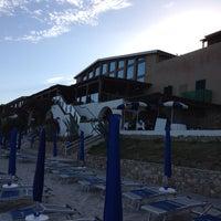 Photo taken at Hotel dei Pini Alghero by Giuseppe L. on 8/14/2013