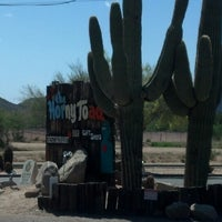 Photo taken at Horny Toad by Vic R. on 4/16/2013