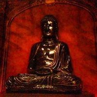 Photo taken at Buddha-Bar by Konstantin Z. on 9/5/2013