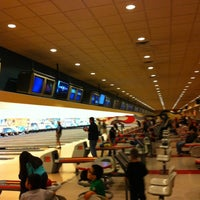 Photo taken at Orleans Bowling Center by Misty on 11/20/2012