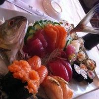 Photo taken at Kamiya Sushi & Sukiyaki by Alan T. on 3/2/2013