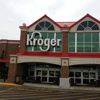 Photo taken at Kroger by Tom B. on 4/29/2013