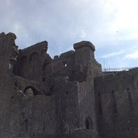 Photo taken at Rock of Cashel by Michelle B. on 5/25/2013