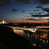 Photo taken at Sky Lounge by Максим К. on 8/2/2013