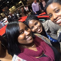 Photo taken at Chicago Auto Show by Rashaunda T. on 2/20/2016