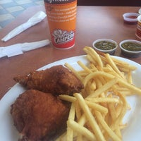 Photo taken at Pollo Campero by Irvin M. on 12/30/2013