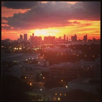 Photo taken at W South Beach by Andrea L. on 10/25/2013