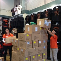 Photo taken at Giants Dugout Store by Phillip K. on 3/11/2013